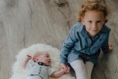 Alexander Eggert_27.09.2018 mit Schwester Helena