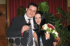 Neviana-Mariana und Dipl.Ing. Dr.tech. Markus Clermont
