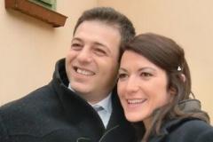 Dr. Chiara Prochowski Iamurri und Alessandro Perri
