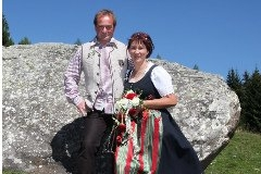 Alexandra und Karl Stinig