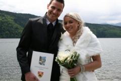 Theresa und Stefan Takats