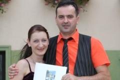 Dragana und Sladan Lapcevic