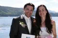Kerstin und Christopher Weiss