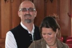 Christina und Franz Kirchmayr