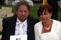 Barbara und Josef Winkler