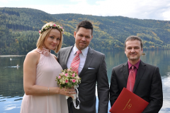 Polishchuk Liliya und Mag. Philipp Florian