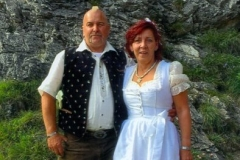 Ulrike und Darry Blezniuc