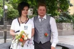 Carmen und Patrick Blüm