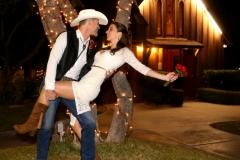 Susanne und Mario Benigni (in Las Vegas)