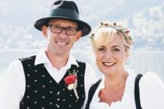 Ruth Pirker und Gerald Schwarzenbacher (in Millstatt am See)