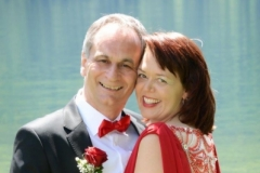 Christine Seger und Stefan Winkler