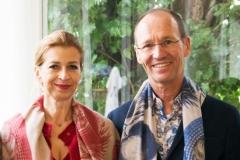 Mag. phil. Sabine Oberscheider und Dr. Anton Dicketmüller