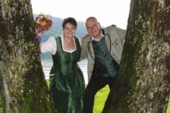 Rebecca und Werner Wieser