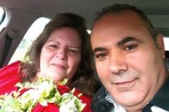 Sigrid und Hamza Öztürk